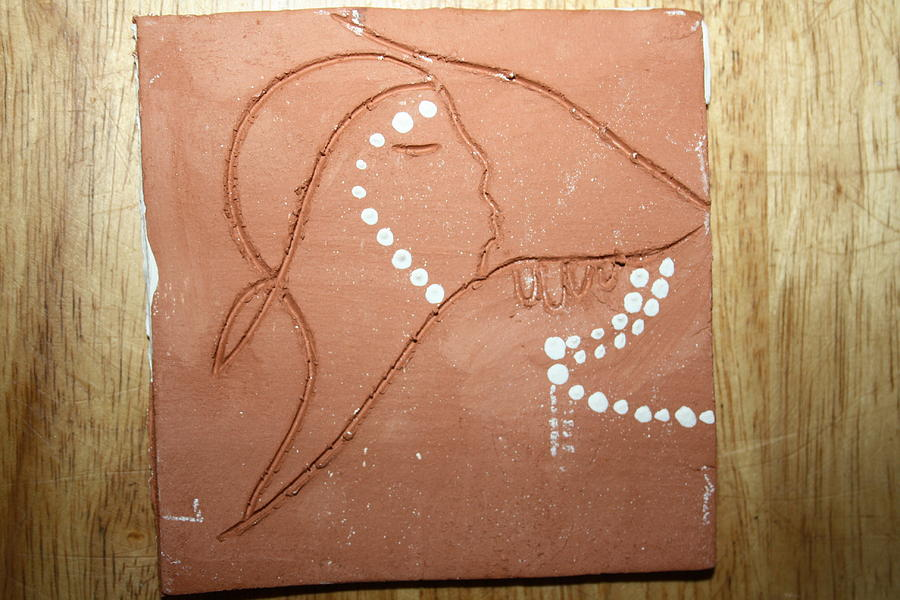 Sleep - Tile Ceramic Art