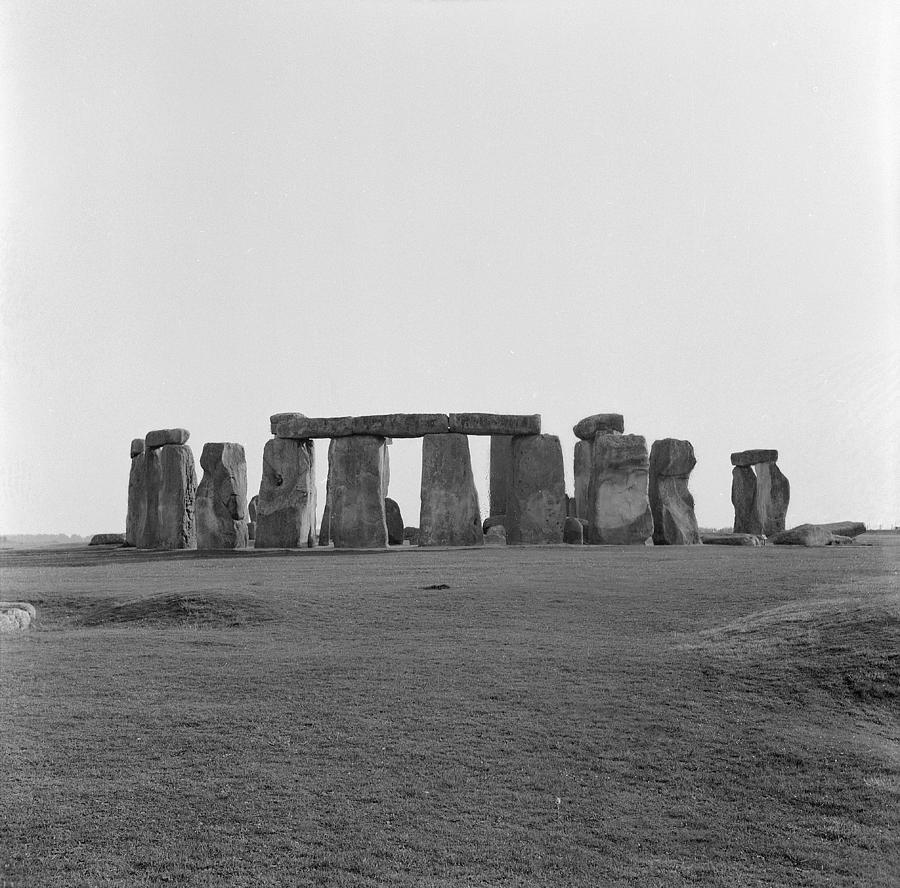 Stonehenge Photograph