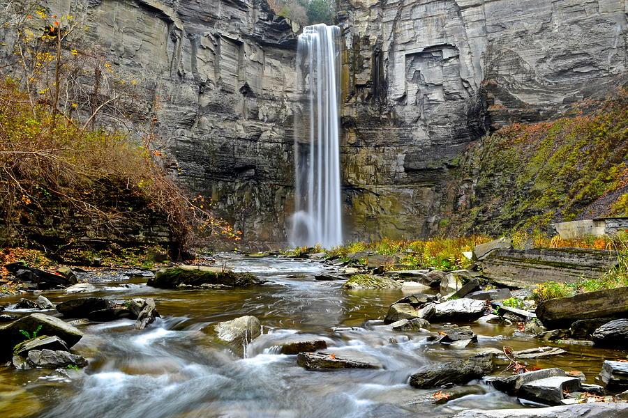 Taughannock Falls Photograph