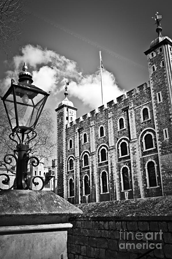 Tower Of London Photograph