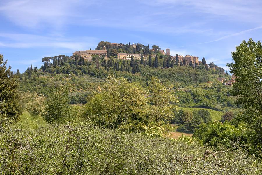 Tuscany - Montepulciano Photograph