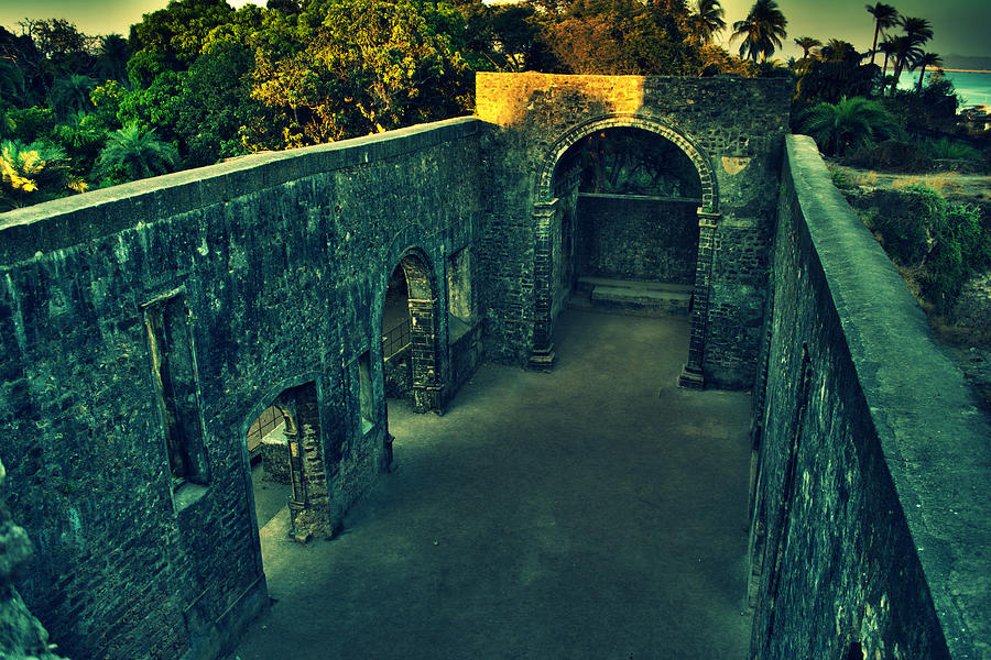 Vasai Fort Photograph  - Vasai Fort Fine Art Print