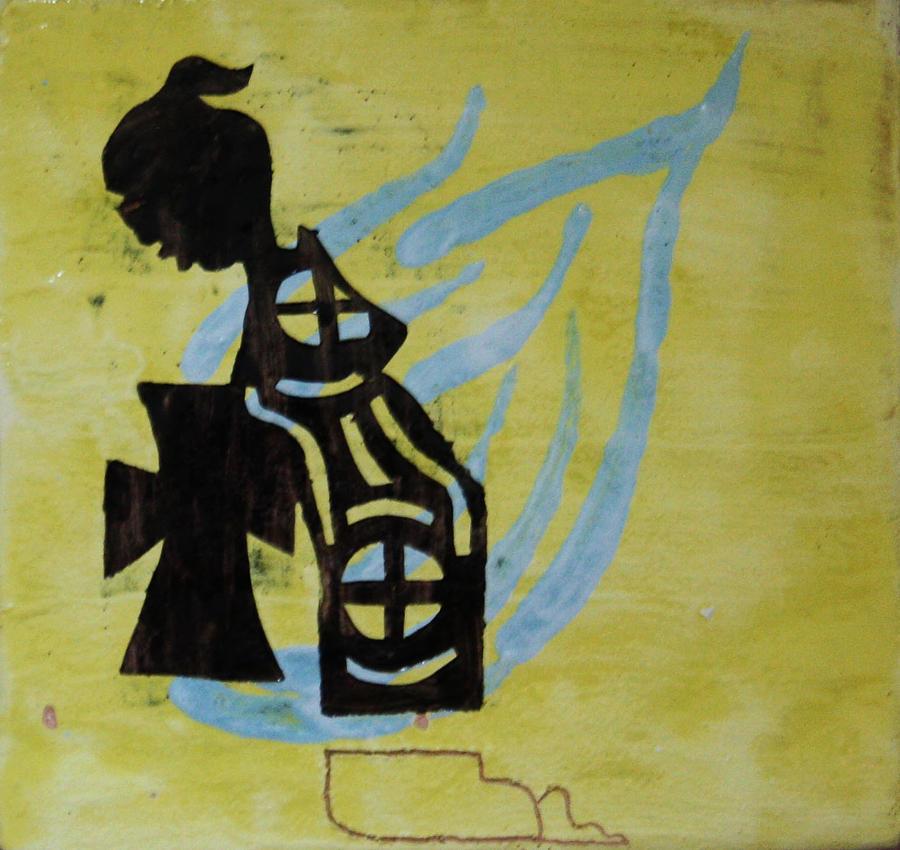 Wise Virgin Painting