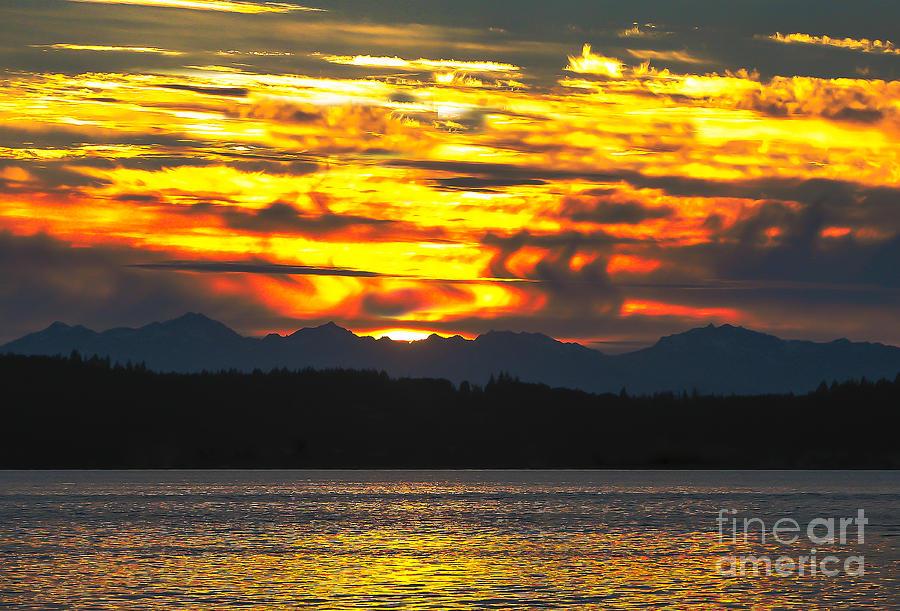 333 Marine Sunrise Photograph