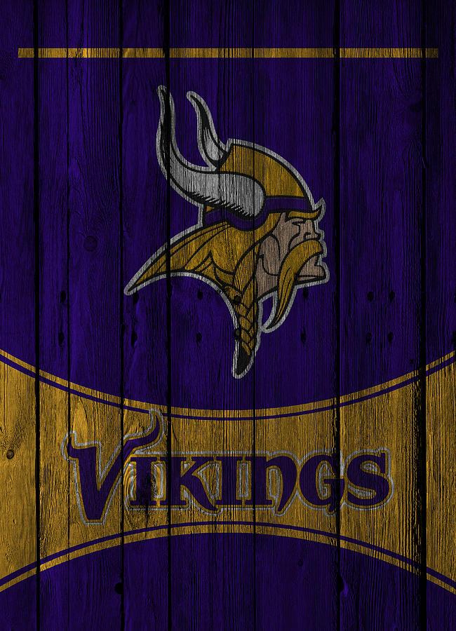 Minnesota Vikings Photograph