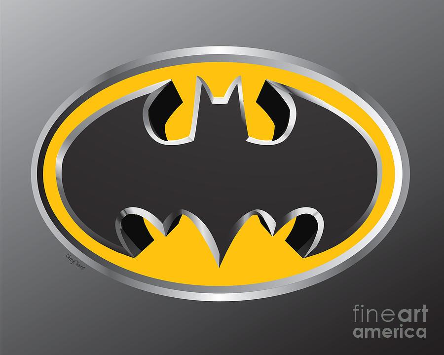 3d Bat Photograph