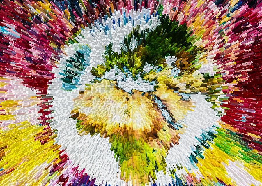 3d Render Of Planet Earth 16 Digital Art