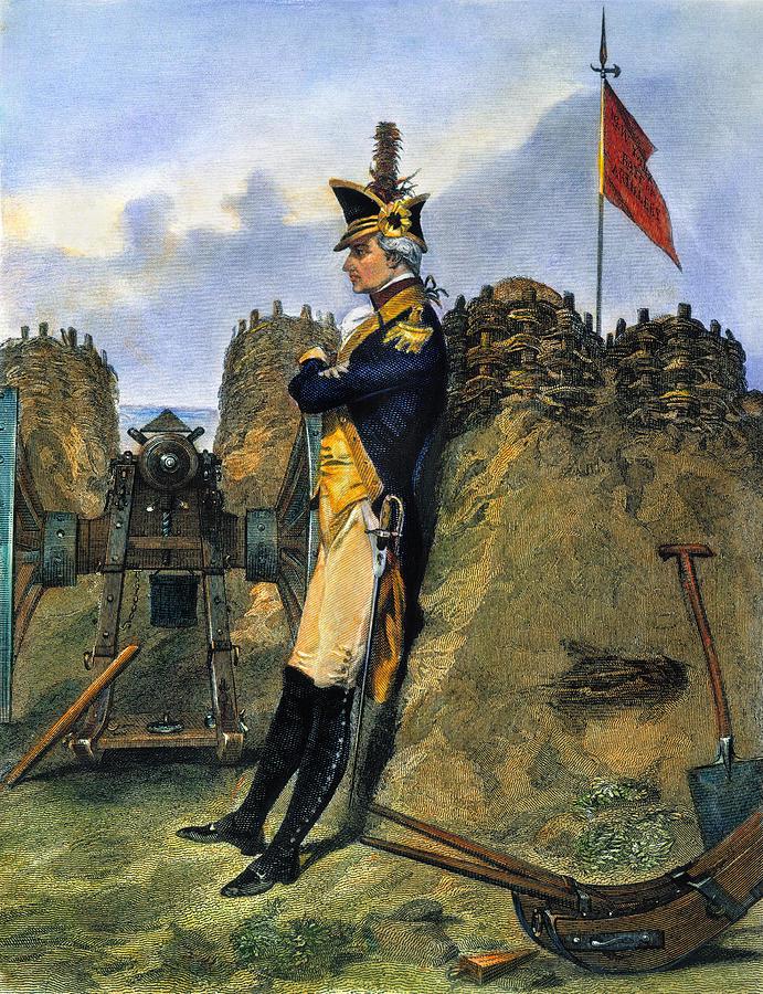 Alexander Hamilton Photograph