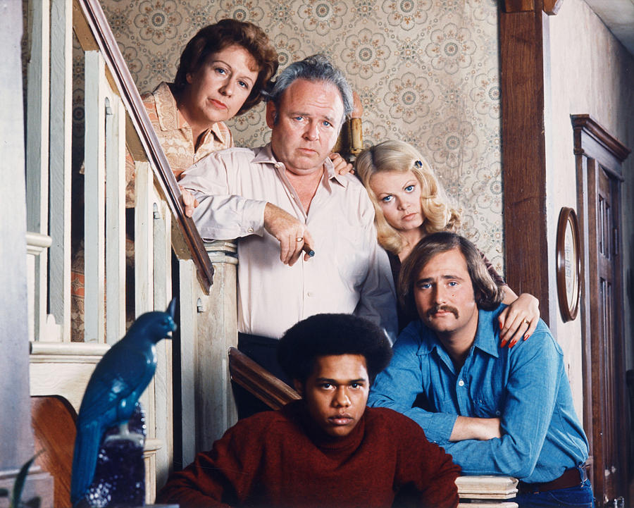 All In The Family Photograph