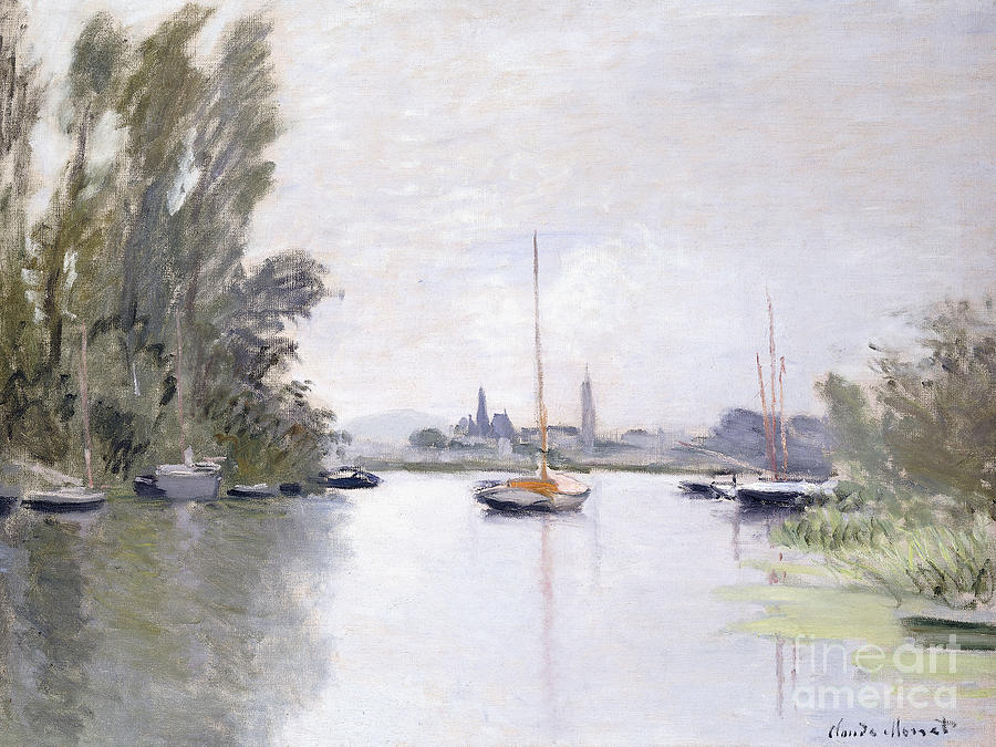 Argenteuil Painting