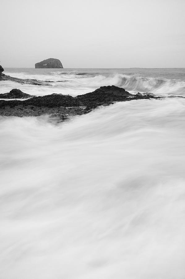 Bass Rock Photograph