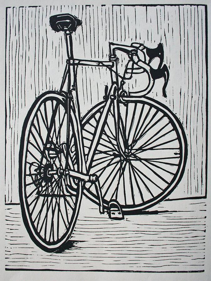 Bike 4 Drawing