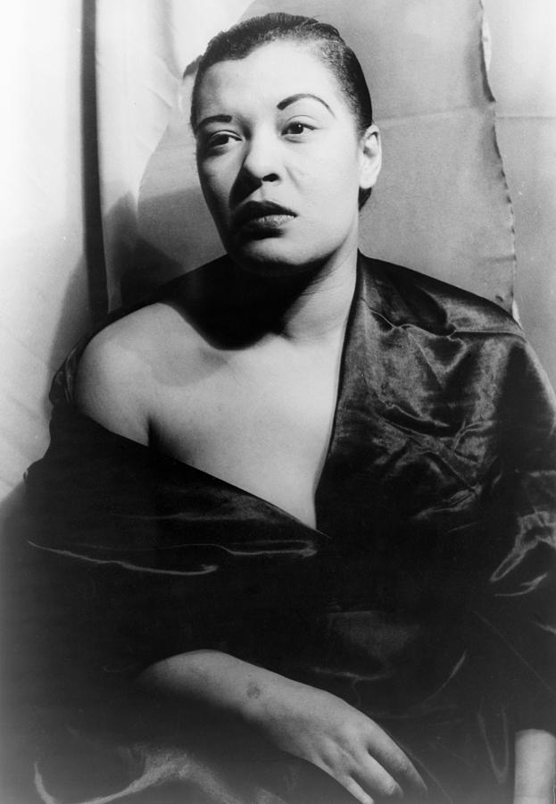 1949 Photograph - Billie Holiday (1915-1959) by Granger