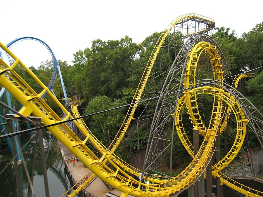 Busch Gardens - 12125 Photograph