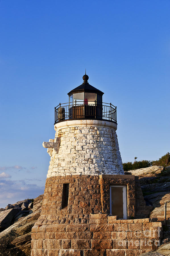 Castle Hill Lighthouse Photograph