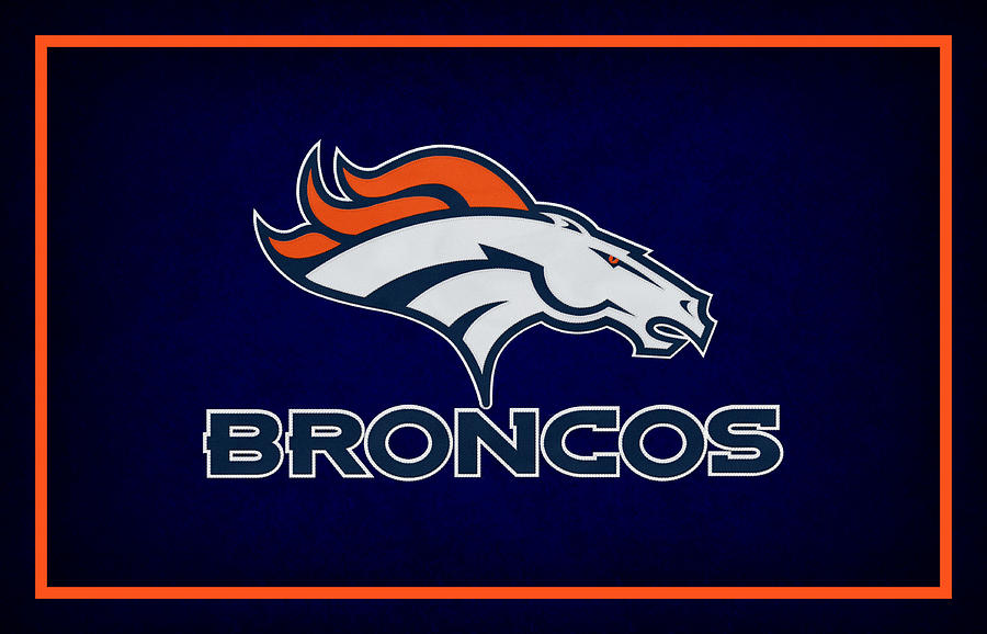 Denver Broncos Photograph