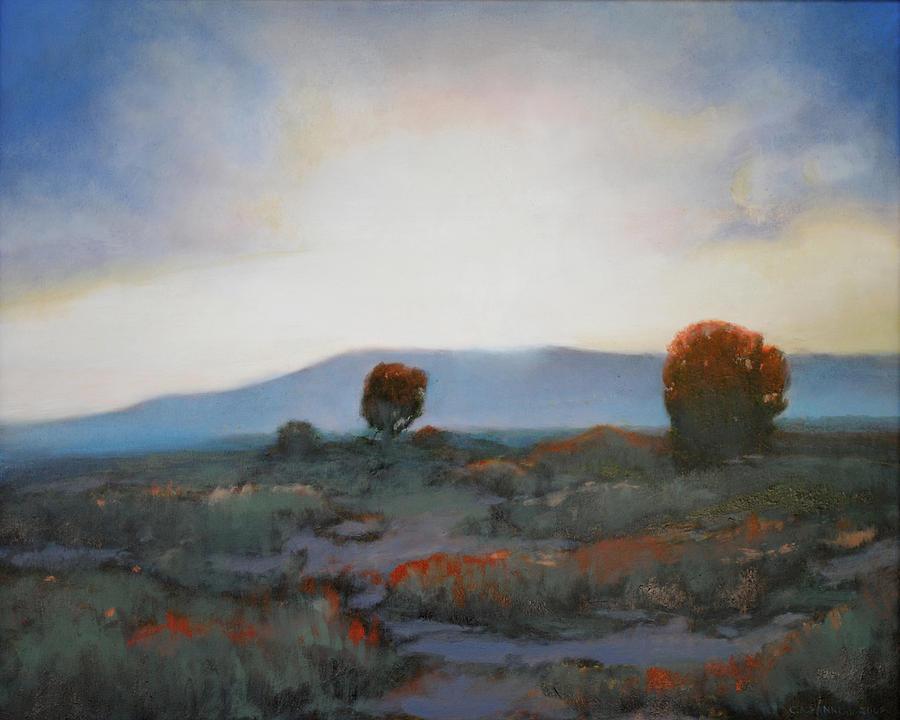 Desert Sky Painting
