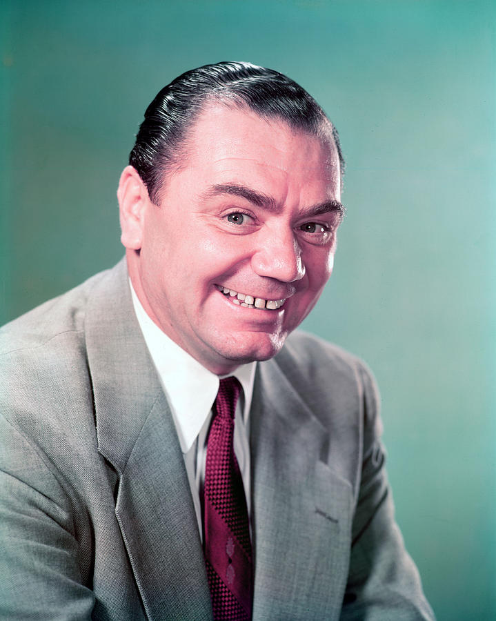 Ernest Borgnine Photograph by Silver Screen