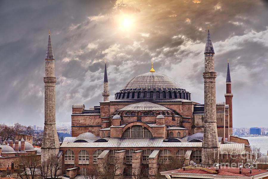 Hagia Sophia Istanbul Photograph