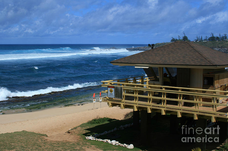 Hookipa Beach Maui North Shore Hawaii Photograph