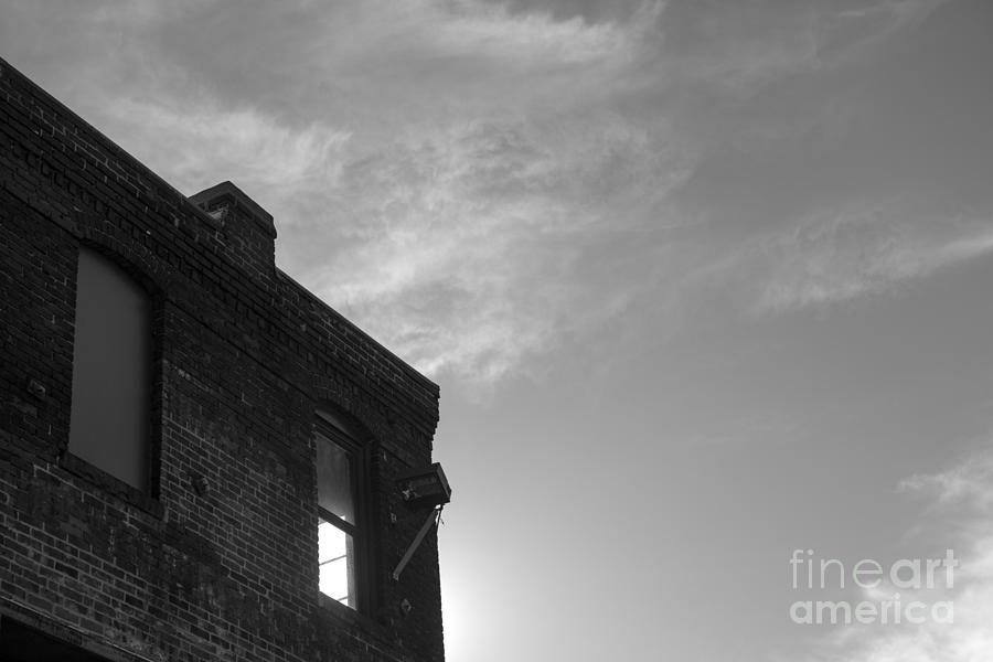 Window Photograph - 4 Pm by Diane Diederich