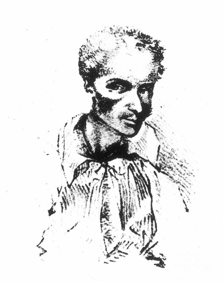 Rene Laennec (1781-1826) Photograph