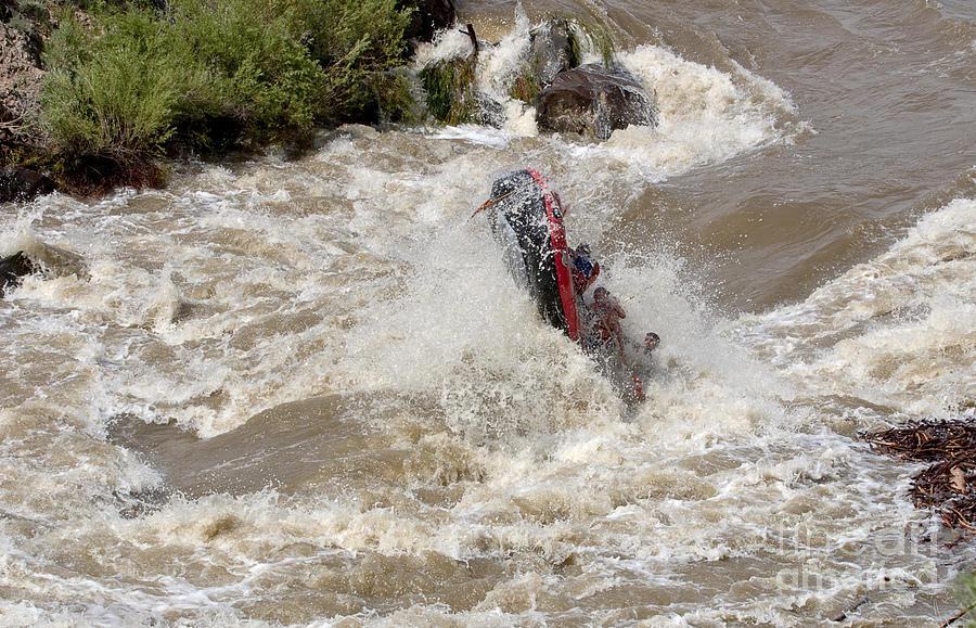 Rio Grande Rafting Photograph