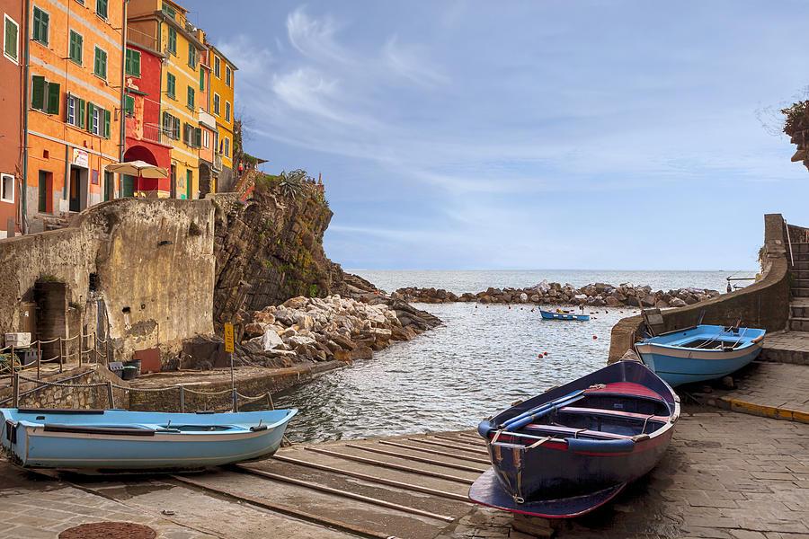 Riomaggiore Photograph