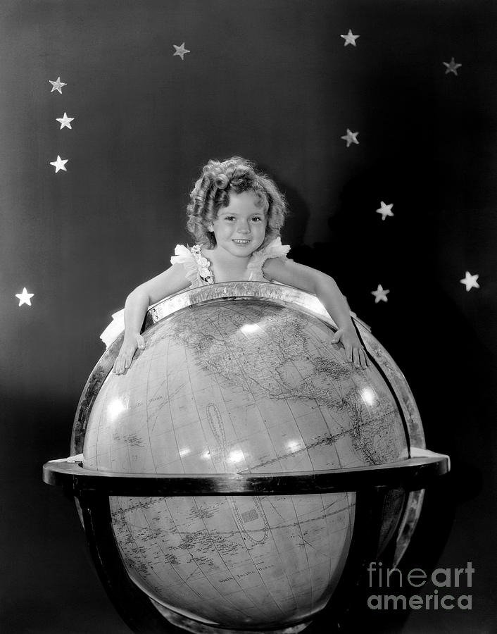 Shirley Temple Photograph