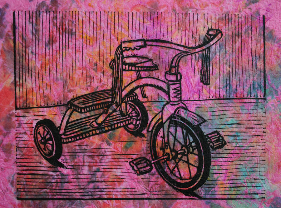 Tricycle Drawing