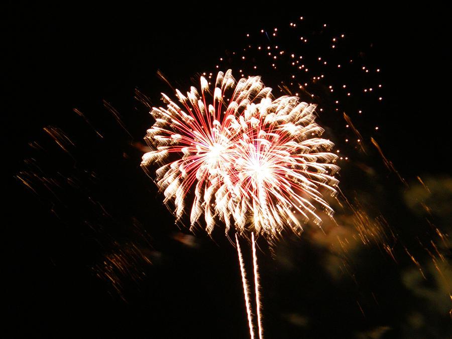 #fireworks Photograph