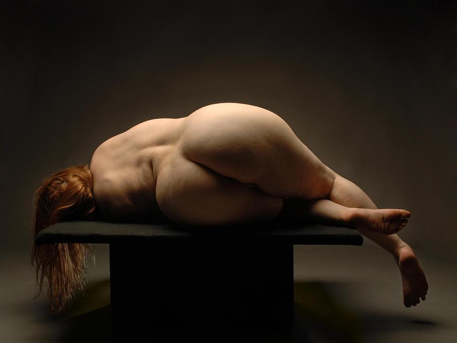 Fine Art Nude Ass 73