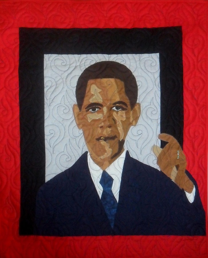 44th President Tapestry - Textile