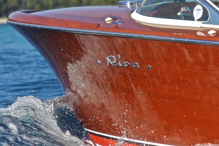 Riva Aquarama Photograph
