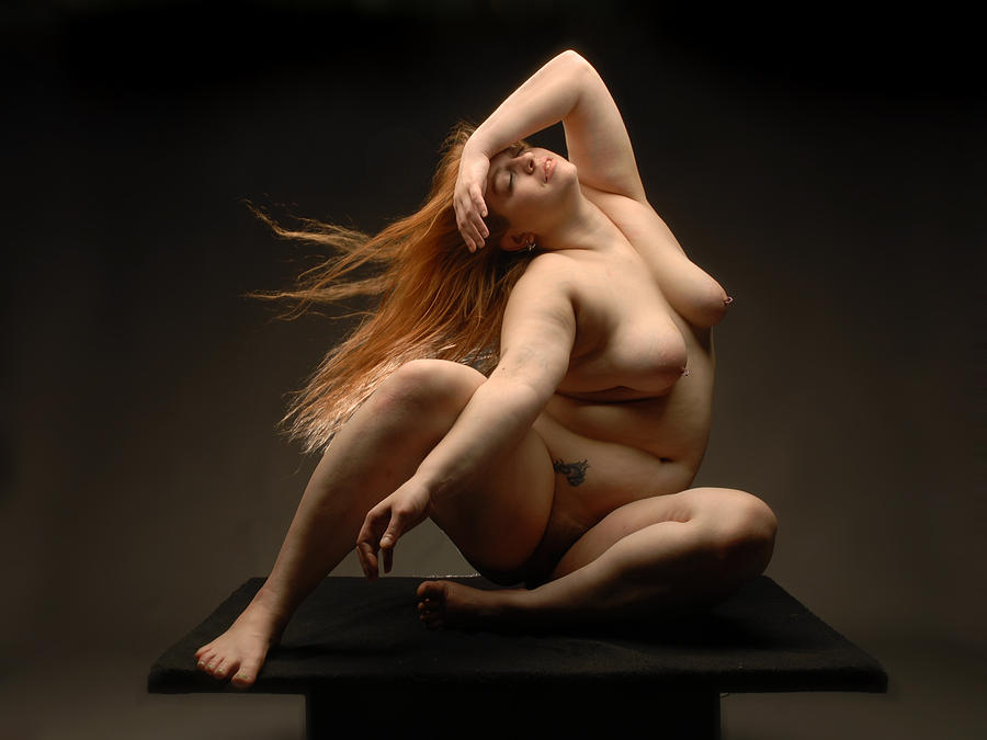Naked Full Figure 16