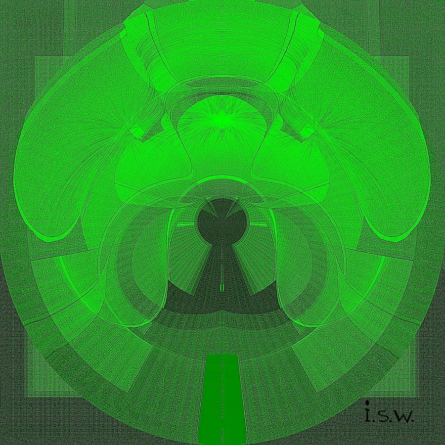 471 - The Keyhole Painting
