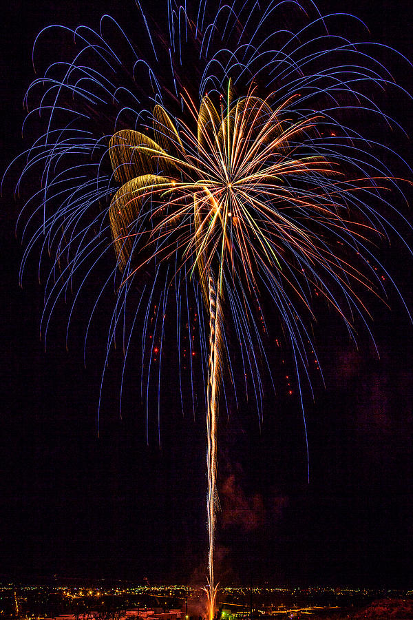4th Of July Photograph - 4th July #16 by Diana Powell