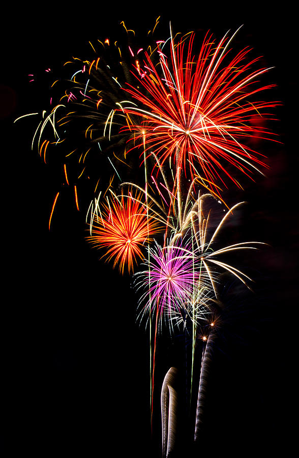 4th Of July 2012 Photograph  - 4th Of July 2012 Fine Art Print