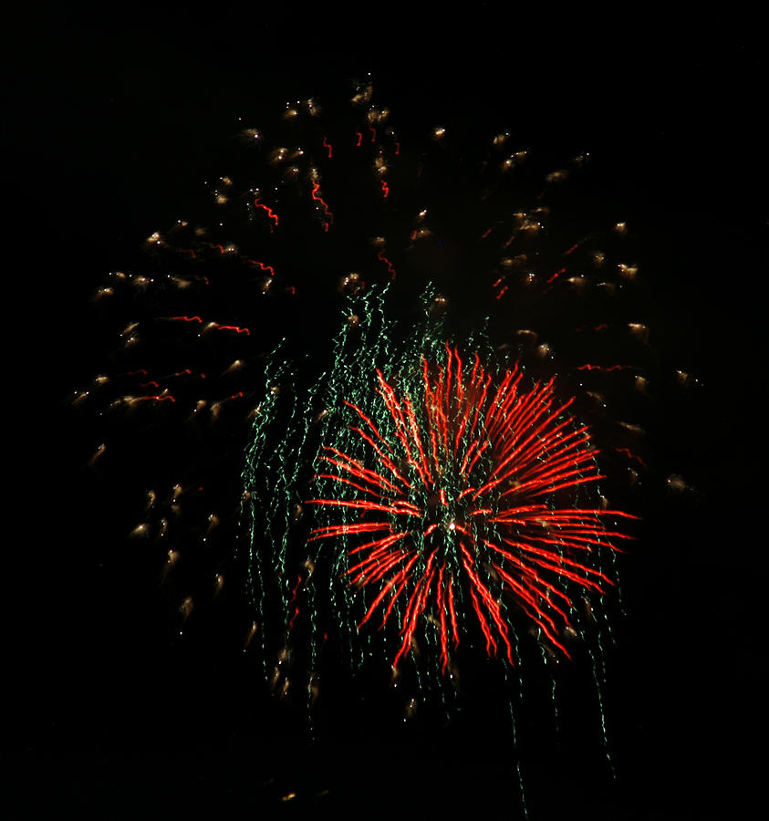 4th Of July 5 Photograph  - 4th Of July 5 Fine Art Print