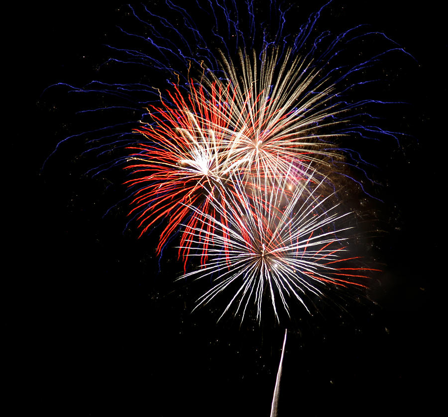 4th Of July 7 Photograph  - 4th Of July 7 Fine Art Print
