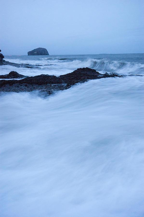Bass Rock Photograph