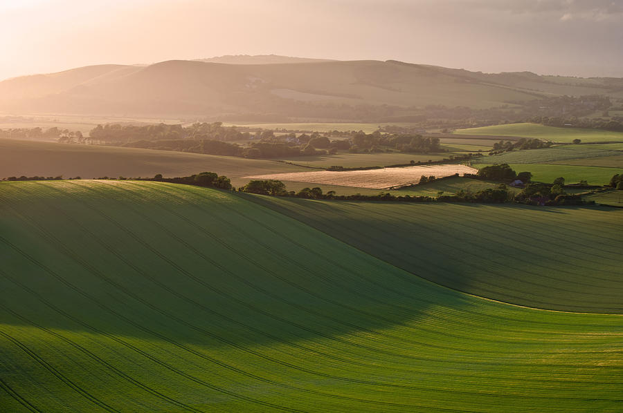 english countryside landscape old - photo #41
