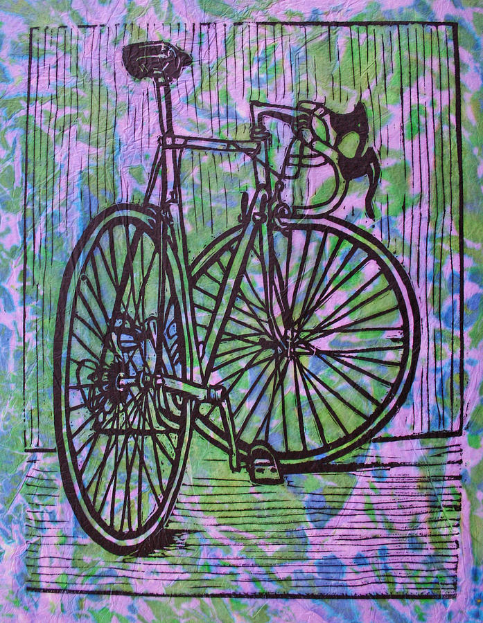 Bike 4  Drawing