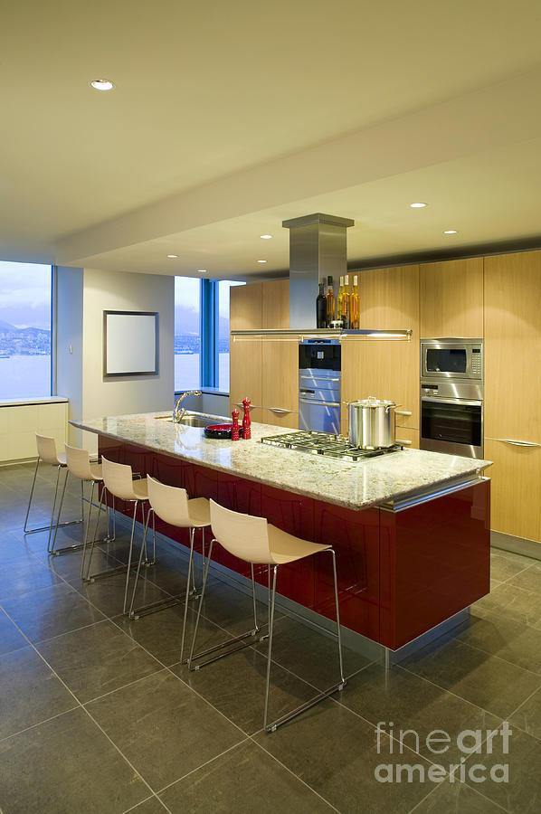 Contemporary Kitchen Photograph