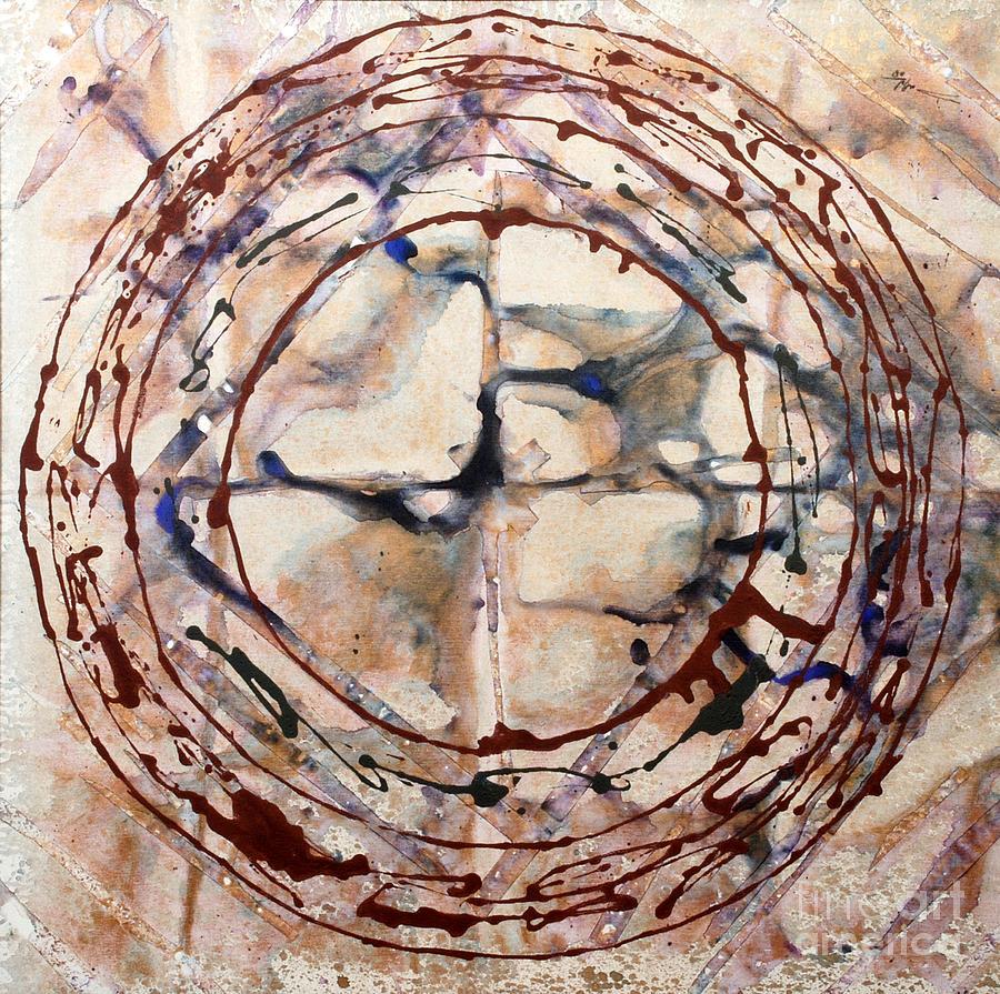 Eternal Circle Painting