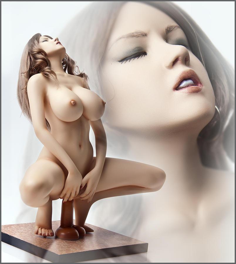 lara croft naked foot job
