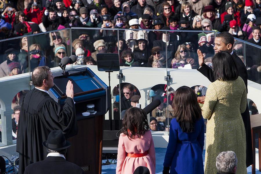 Inauguration Photograph