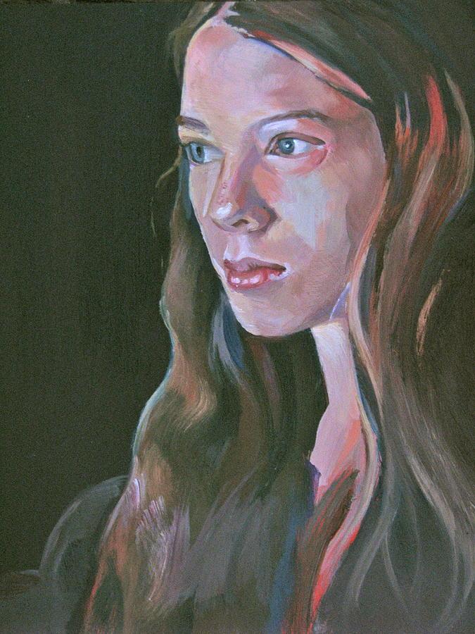 Isadora Painting
