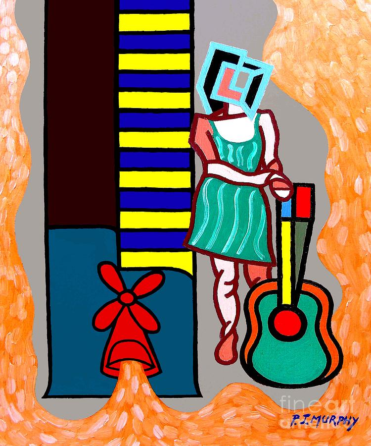 Musician Painting