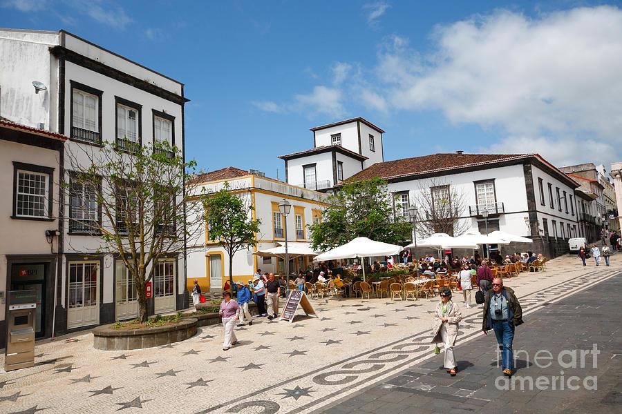 Ponta Delgada Photograph